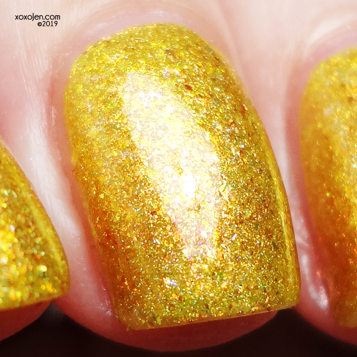 xoxoJen's swatch of Lollipop Posse Lacquer You Didn't Listen, Did You?
