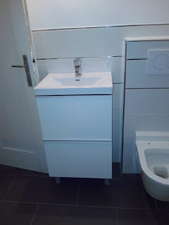 Stanovanje v Mariboru - detajl kopalnice.
