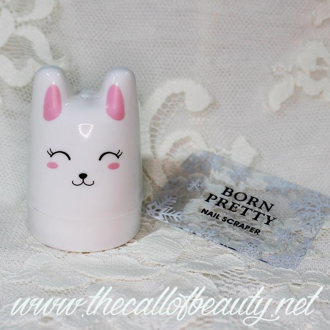 Born Pretty Bunny Silicone Stamper