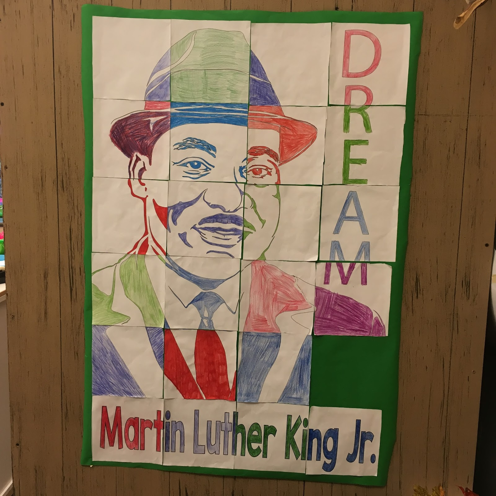 Martin Luther King Day! | Teaching in Teal