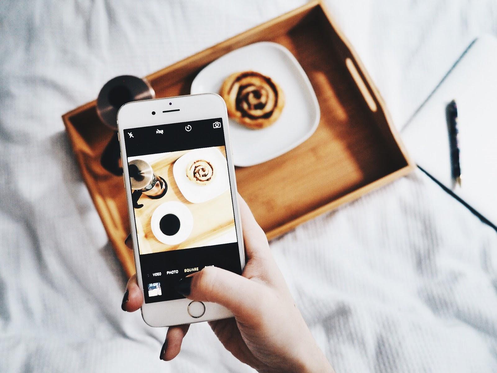 How I take & edit my Instagram photo's.