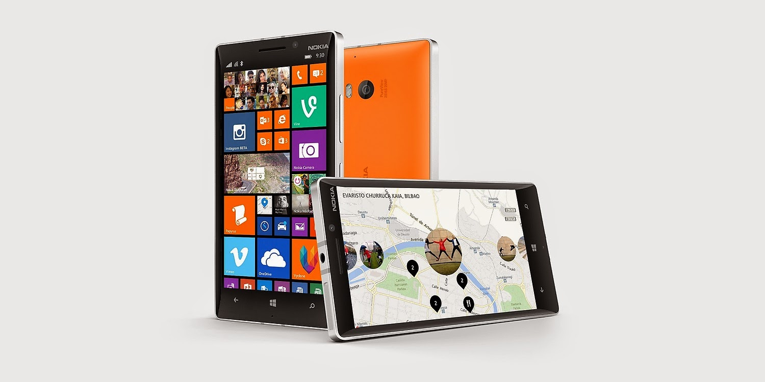 Choosing the best smartphone of the year! HTC One (M8) vs Nokia Lumia 930