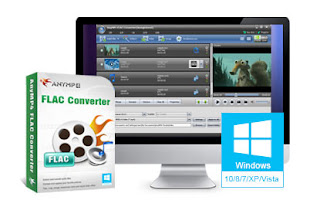 AnyMP4 FLAC Converter 6.3.16 Multilingual Full Patch
