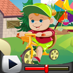 G4K Cute Baby Boy Rescue Game Walkthrough