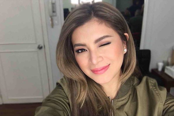 LOOK: Throwback Photos Of Angel Locsin On Her First PGT Live Semi-finals Were Posted On Twitter