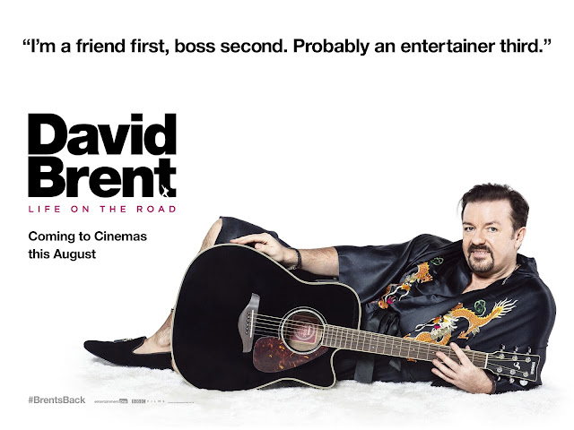 Netflix estrenará 'David Brent: Life on the Road' de Ricky Gervais