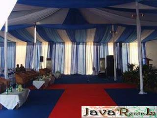 Sewa Tenda Dekorasi VIP - Sewa Tenda Dekorasi VIP Jakarta
