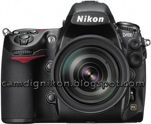 Harga Dan Spesifikasi Lengkap Kamera Dslr Nikon D600 Nikon Digital Camera