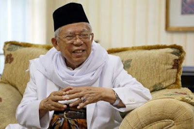 Mundurnya KH Ma'ruf Amin Dari Jabatannya sebagai MUI