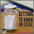 Getting To Know The Teacher