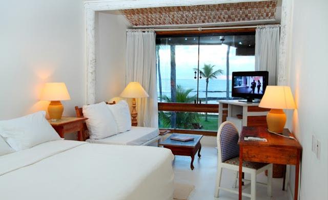 O Arraial D Ajuda Eco Resort está localizado na Ponta do Apaga Fogo, um lugar cheio de charme, requinte que oferece uma experiencia inesquecível!