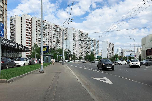 Хорошёвское шоссе