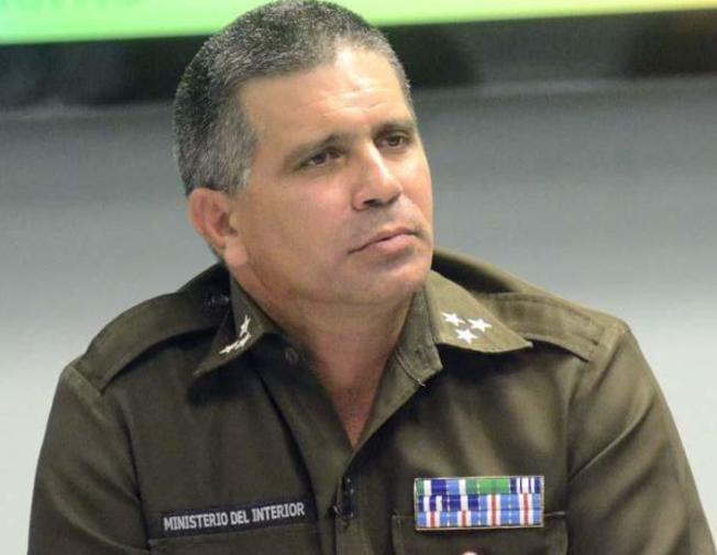 Guayac n de cuba coronel del ministerio del interior Comunicado ministerio del interior