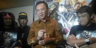 Ahok berkomentar mengenai kasus Bebek Nungging Zaskia gotik