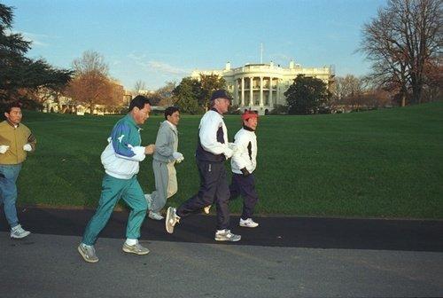 Ilustrasi Jogging