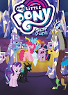 My Little Pony My Little Pony Animated #13 Comic Cover A Variant