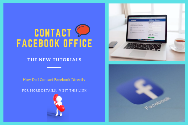 How To Contact Facebook<br/>
