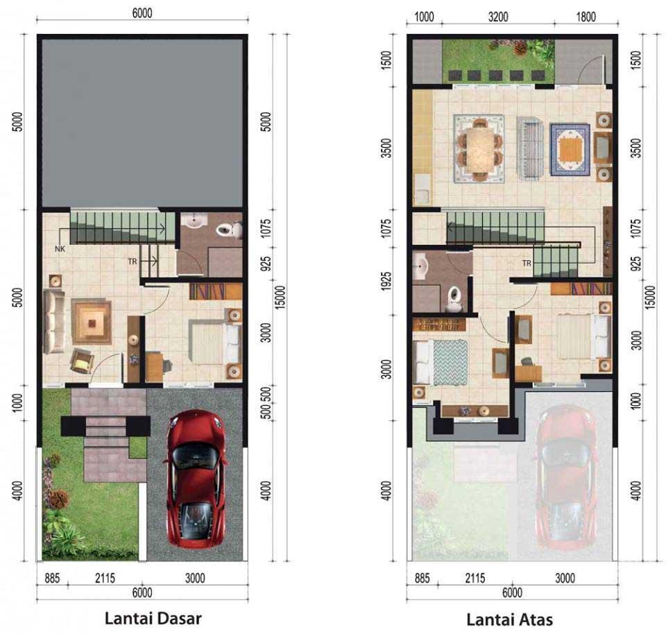 Cara Renovasi Rumah Menjadi 2 Lantai Tanpa Membongkar ...