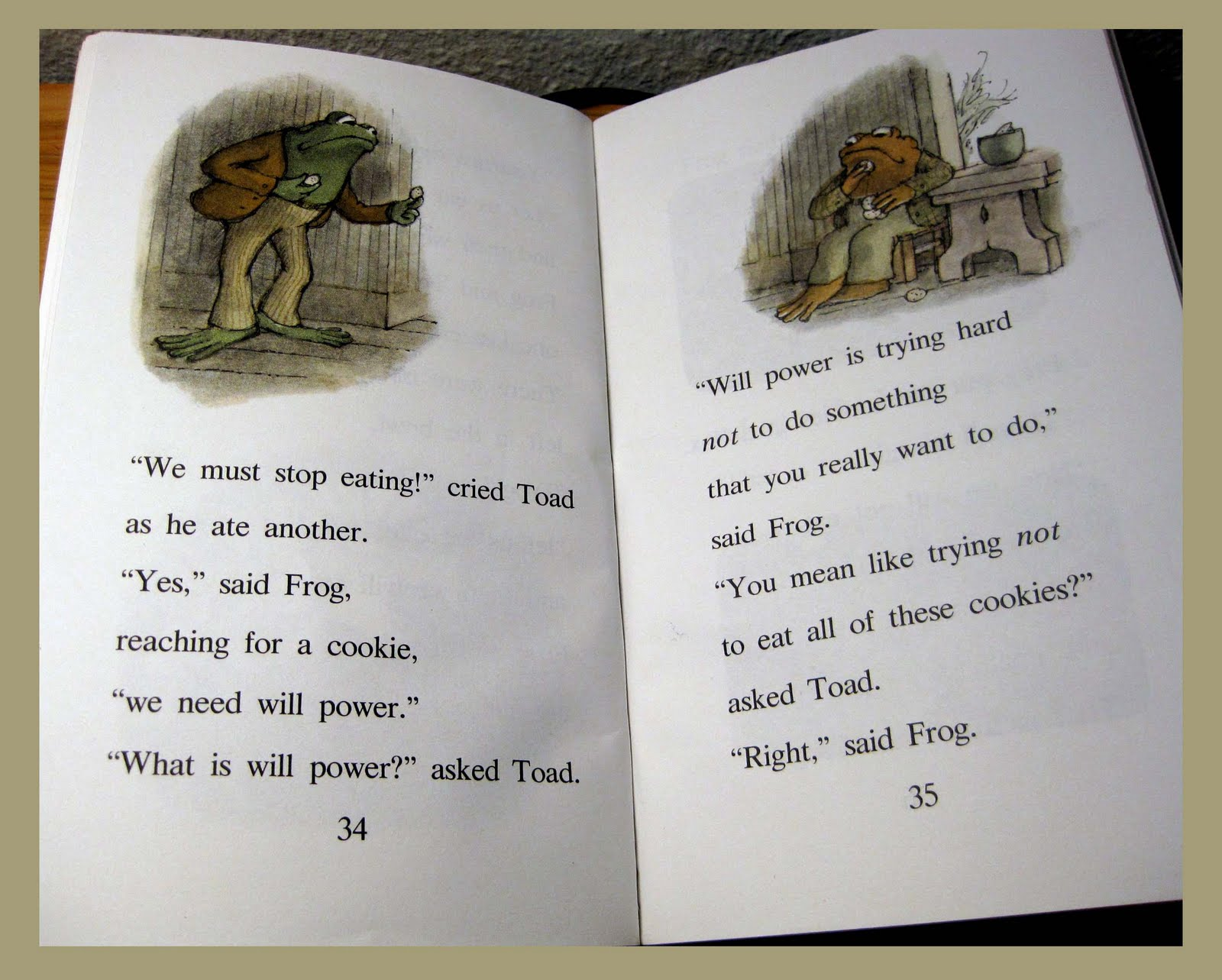 My Joy Is There Frog And Toad