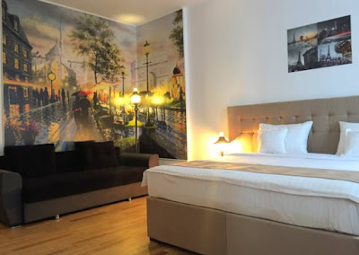 Impresii Cazare Ambra Boutique Hotel & Bistro Constanta