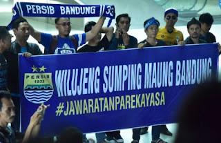 Mitra Kukar vs Persib Bandung: Bobotoh Kalimantan