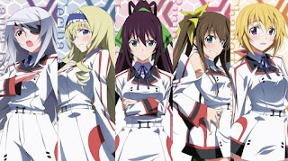 IS Infinite Stratos – Todos os Episódios