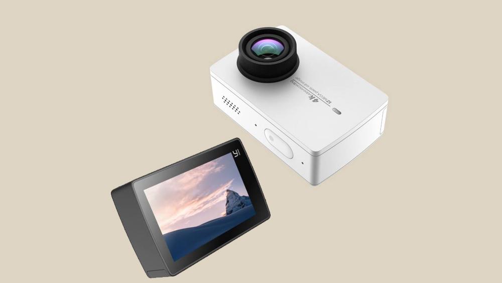 xiaomi yi k action camera launched