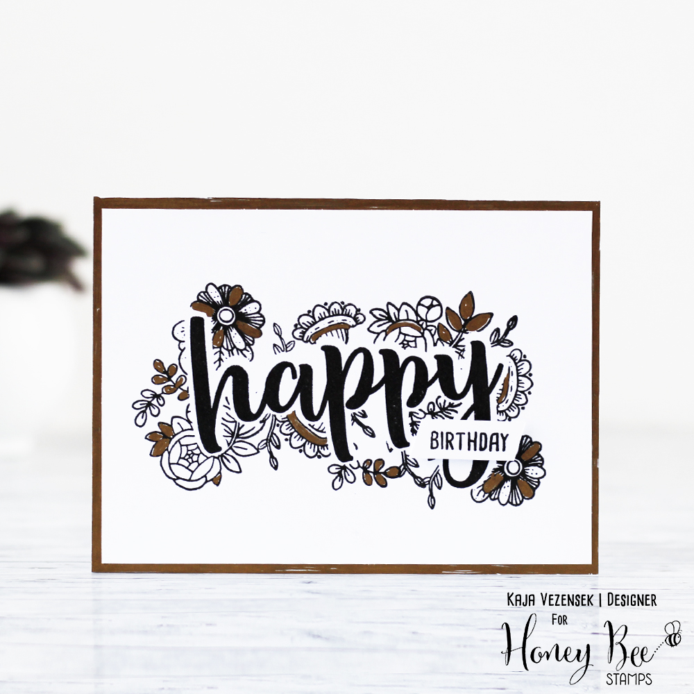 Simple masking | HONEY BEE