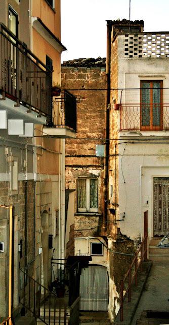 borgo antico, minervino, borgo antico Minervino, arco, case, abitazioni