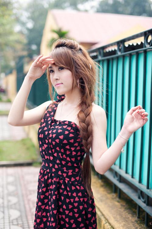 This Cute Vietnamese Model Still Looks Like a Teenager (39