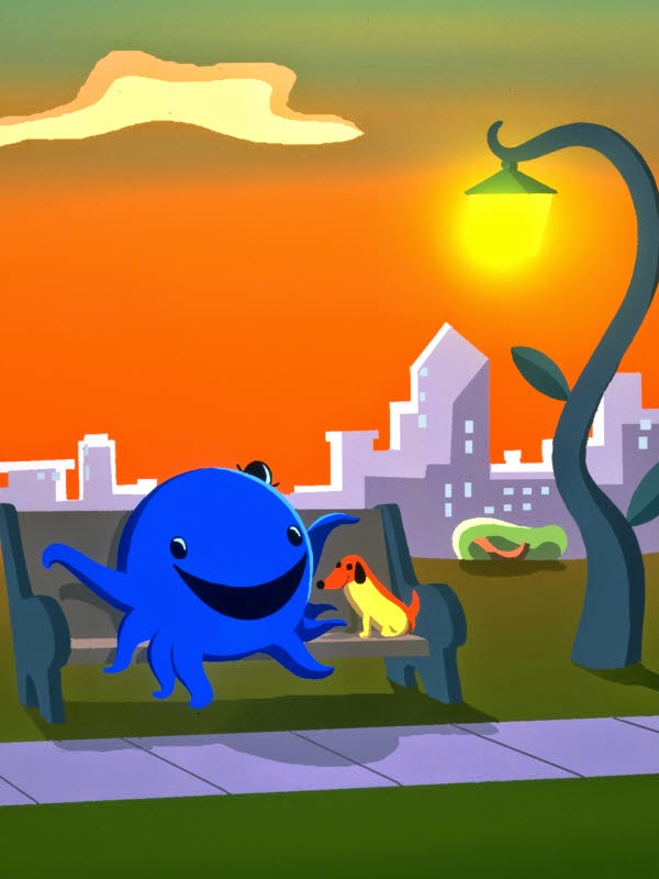 Cartoons Videos Oswald Octopus Cartoon Characters Name -4804