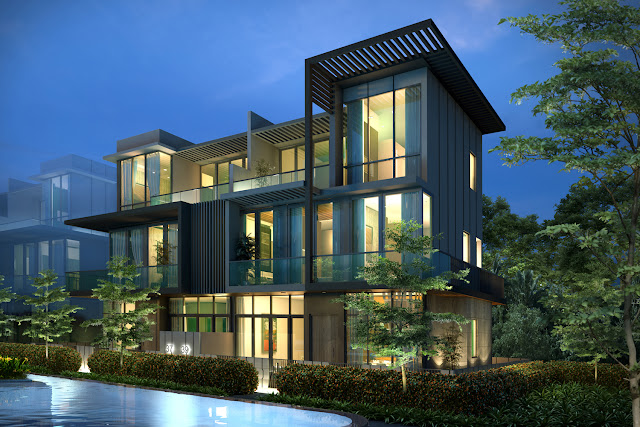 5 Different 3D Architectural Rendering Styles
