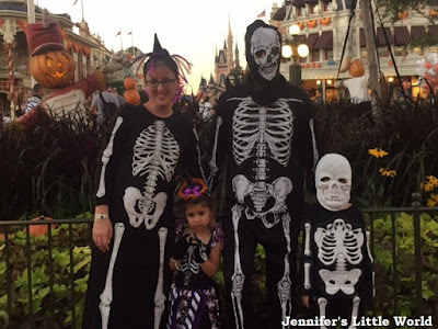 Disneyworld Halloween costumes