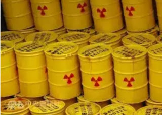 Lin Kin-Fu The director general of the institute of Nuclear Energy Research says Taiwan will be signing a NT$300 million (US$9.7 million) contract next week to dispose of its uranium reserves.