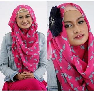 Gambar Headpiece Jilbab