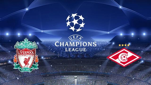 Prediksi Pertandingan Liverpool vs Spartak Moskow