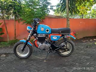 Di jual Gorilla 325CC   Harga Rp 24.000.000