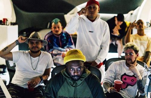 Piso 21 & Black Eyed Peas - Mami