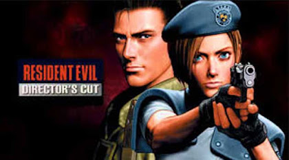Resident Evil (Director's Cut) PS1 ISO/CSO High Compressed Free Download