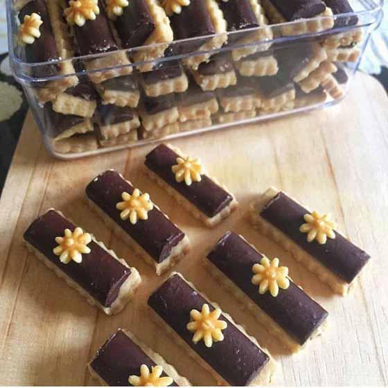 Resep Chocolate Stick Cookies Pake Resepnya Ny Liem Anti Gagal, Renyah dan Pas Perpaduan Gurih dan Manis dari Cokelatnya by Yemha