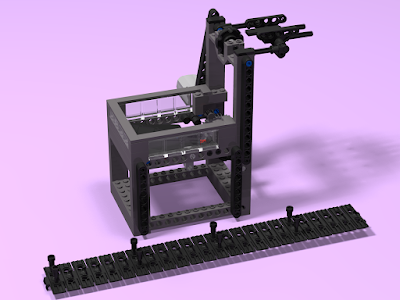 GBC] Simple Conveyor and Alternate Builds - LEGO Technic and