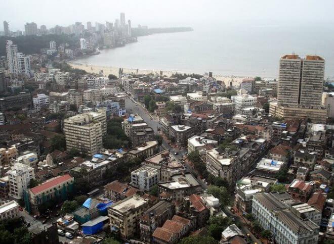 Marine Lines, Mumbai - India