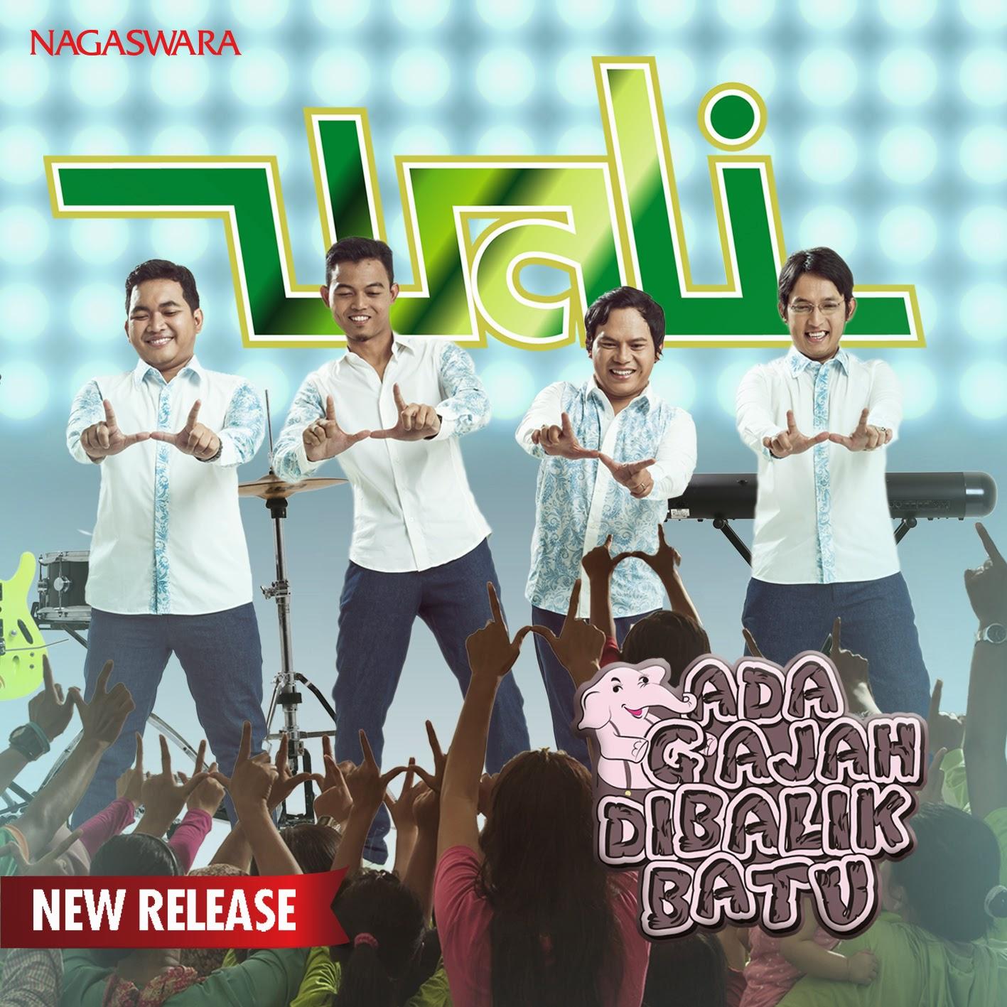 """Ada Gajah Dibalik Batu"""" menjadi nomor kedua WALI - Ramaloka FM Serang"""