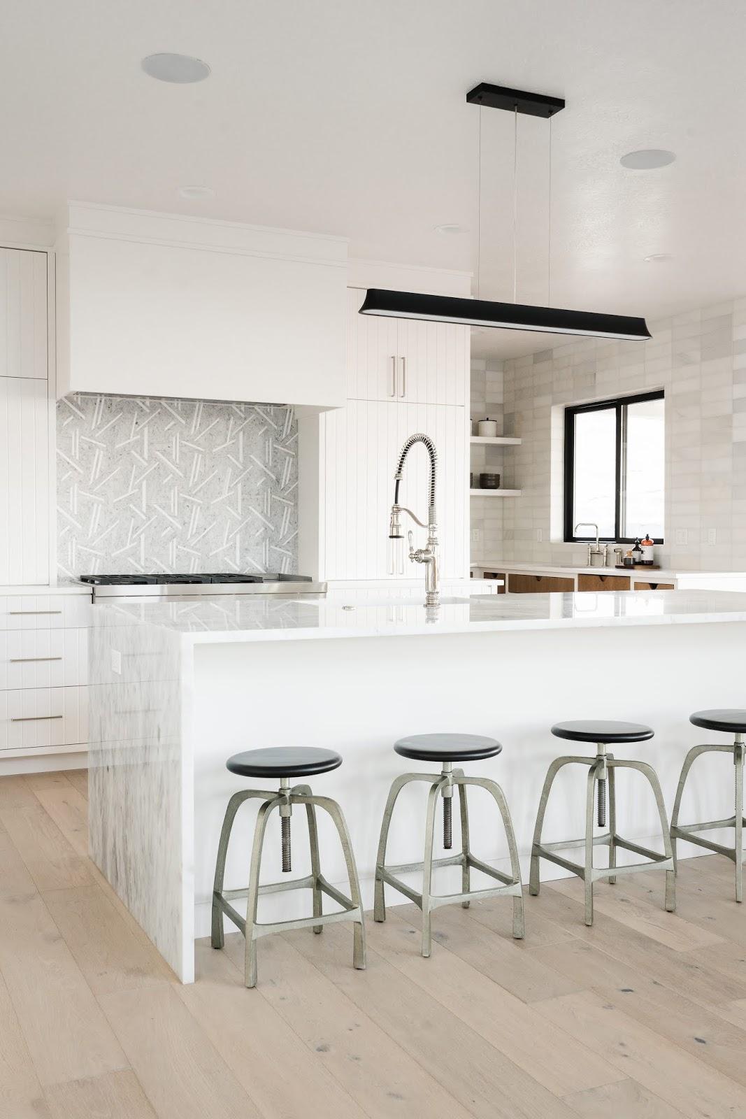 Light Wood Floors, Light Kitchen Floors, Modern Kitchen Ideas