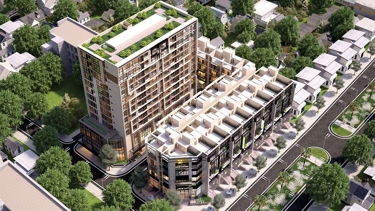 Chung cư Sapphire Tower - 83 Hào Nam