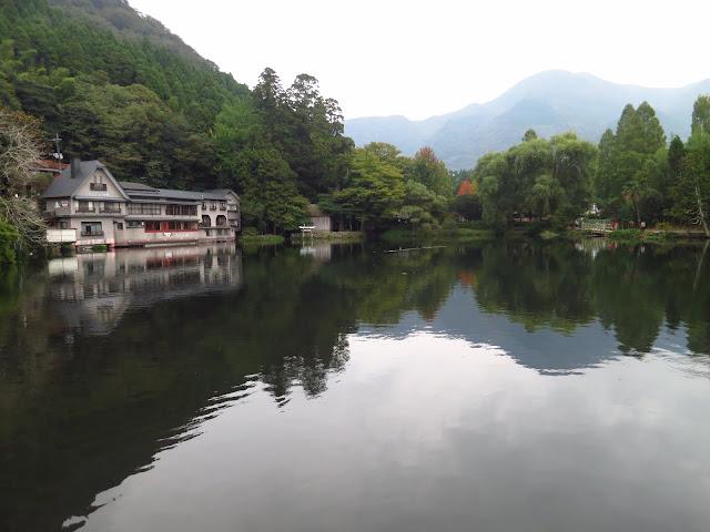 Kirinko lake Kyushu Yufuin Onsen. Tokyo Consult. TokyoConsult.