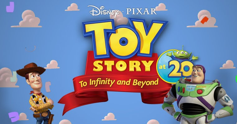 Toy Story At 20 To Infinity And Beyond Tv Special Airing