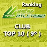 CLUB TOP 10 MÁSTER RFEA 2019