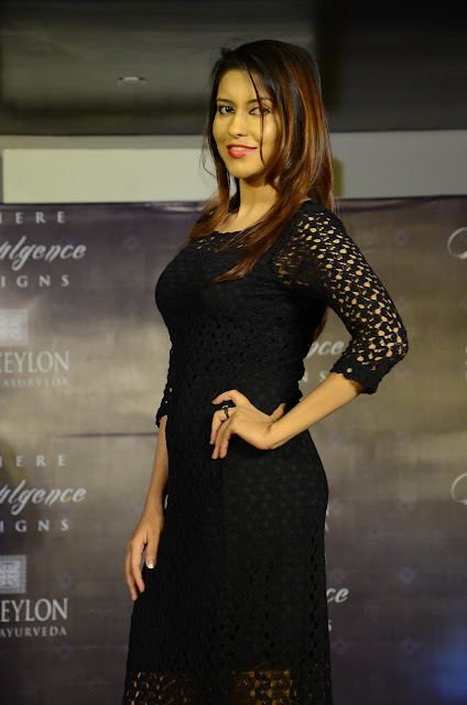 Spa-ceylon-Luxury-Ayurveda-Pre-launch-fashion-show-held-at-jubileehills