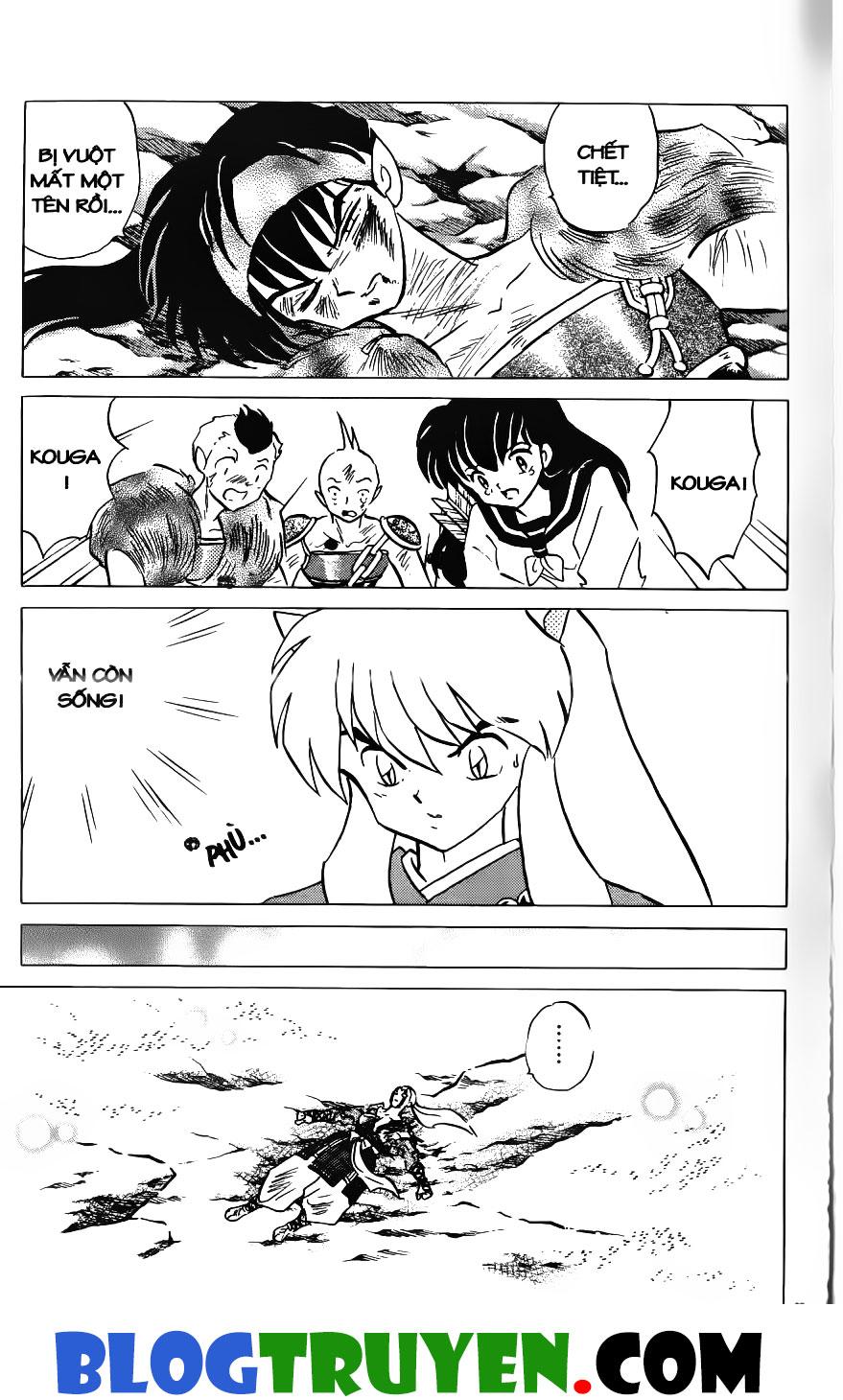 Inuyasha vol 27.2 trang 6